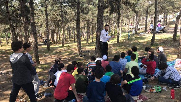 Ortaokul Grubumuzla Piknik