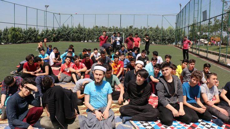 Ramazan Öncesi Öğrencilerimizle Son Piknik