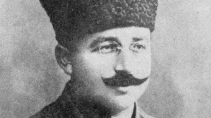 """Dava Erlerinden Kesitler """"Ali Şükrü Bey"""""""