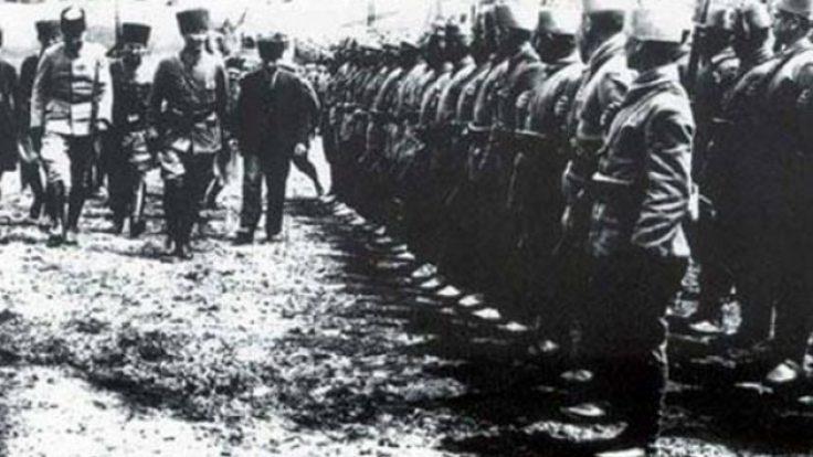 Büyük Taarruz ve Başkomutanlık Savaşı