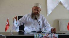 Ali Ulvi UZUNLAR Hocaefendi kursumuza ziyarette bulundular