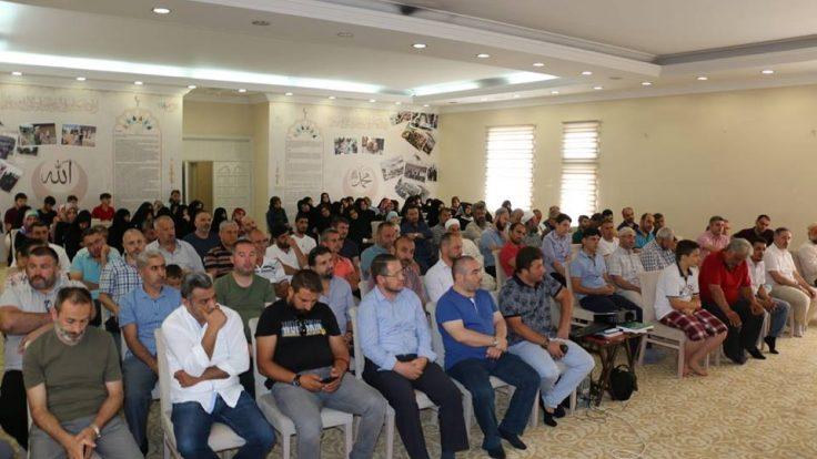 2018-2019 Eğitim Yılımızın 1. Veli toplantısı