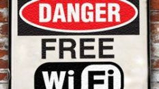 """İNTERNET"" DANGER Wİ-Fİ"